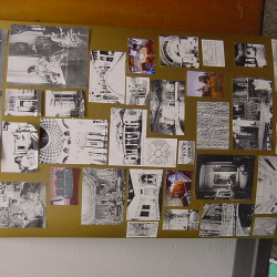 'Three Sisters' idea board