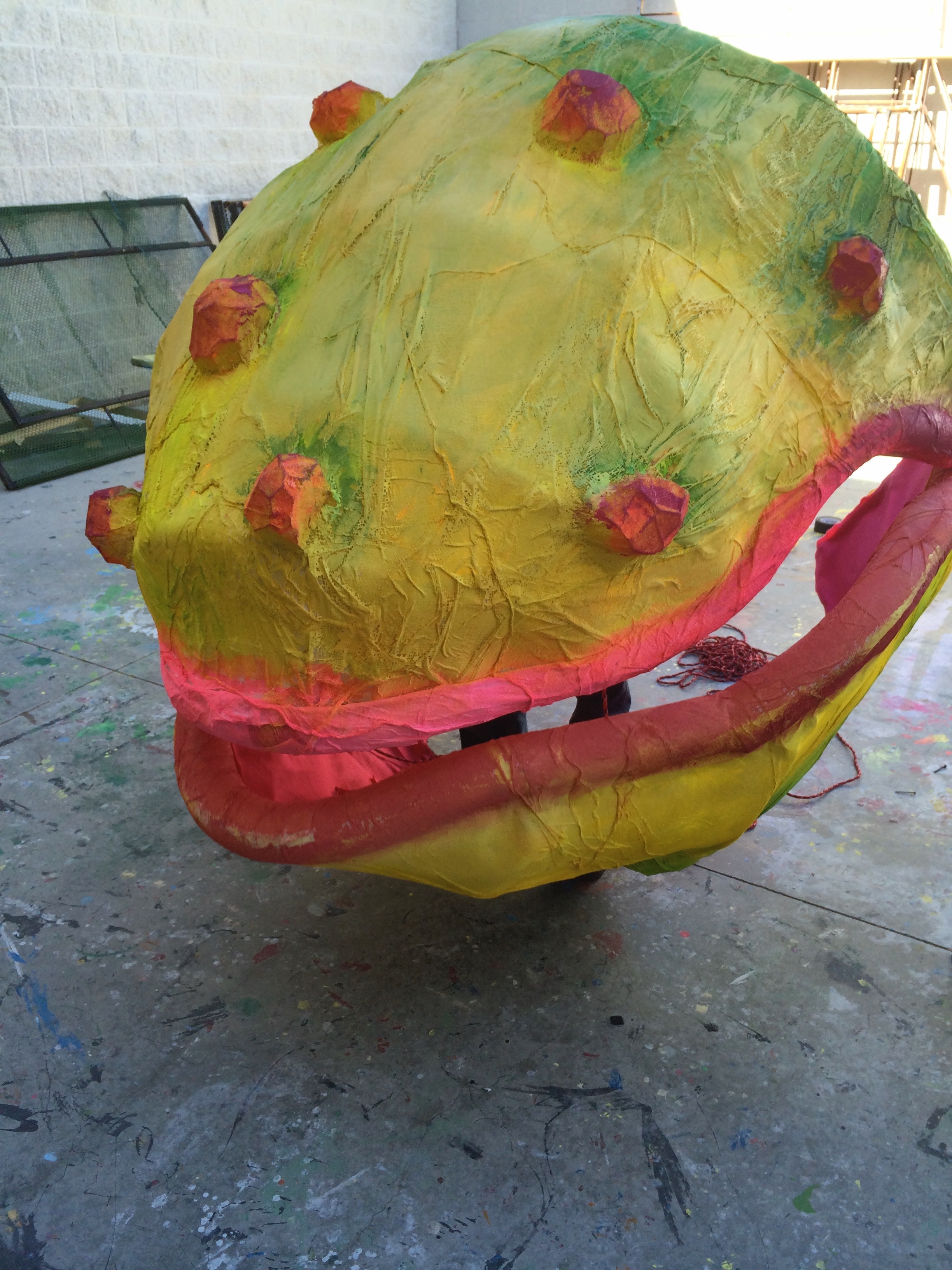Audrey II v3 In Progress
