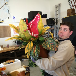 Audrey II v2 With Jacket