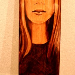 Avril Lavigne Skateboard