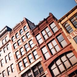 Buildings Diagonal