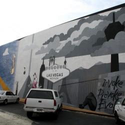 30' x 100' Cirque Mural