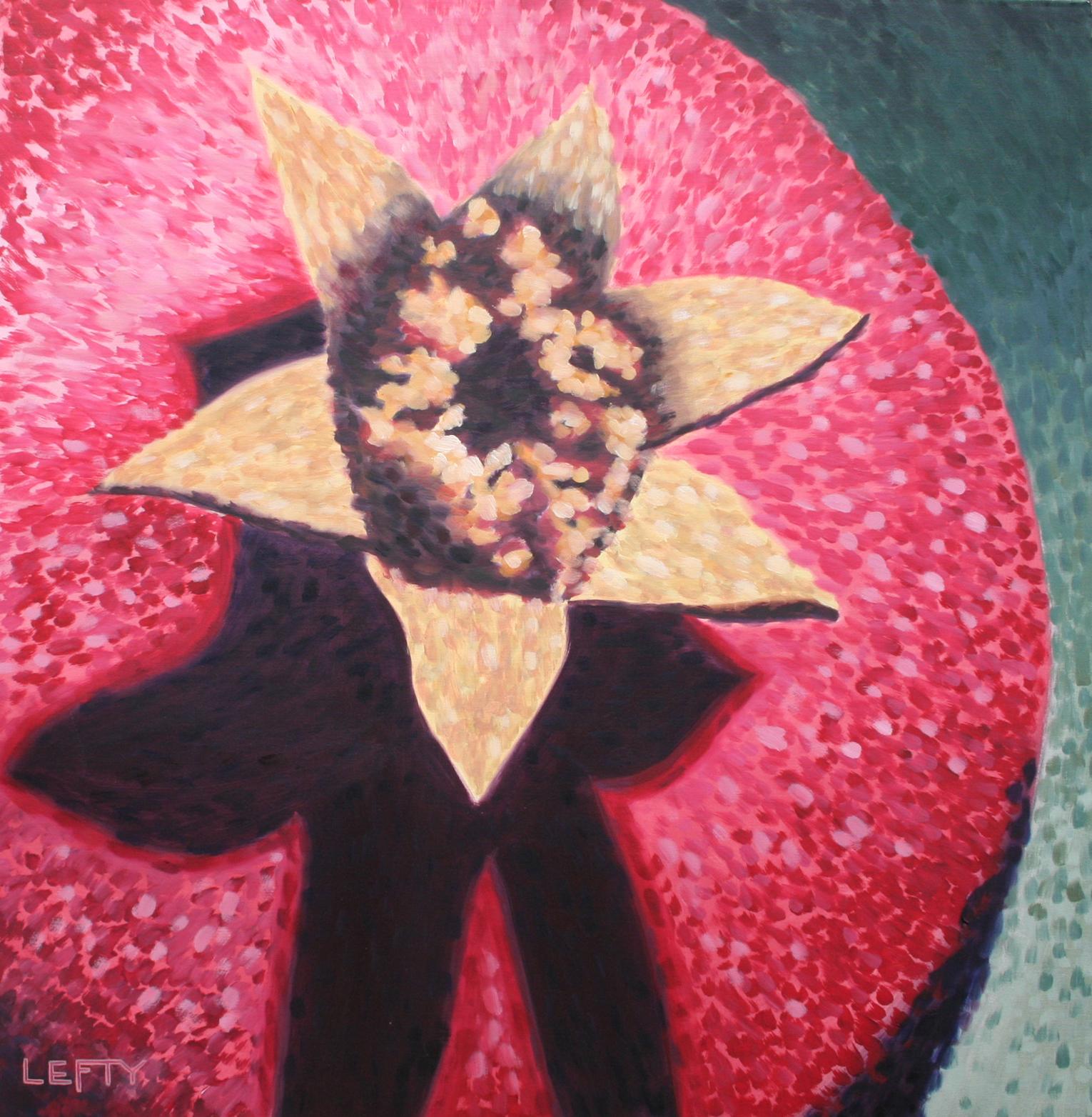Impressionist Pomegranate