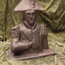 Napoleon sculpture in 3 hours!