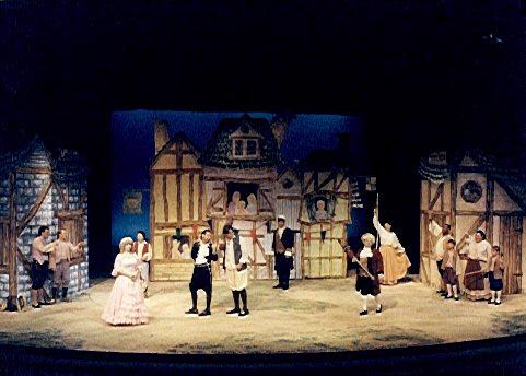 Children's show houses